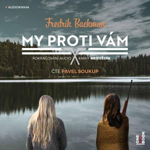 Audiokniha My proti vám - Fredrik Backman - Pavel Soukup
