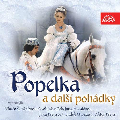 Audiokniha Popelka a další pohádky - Václav Hons - Libuše Šafránková