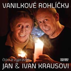 Audiokniha Vanilkové rohlíčky - Ivan Kraus - Ivan Kraus