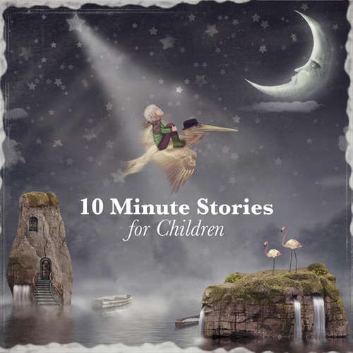 Audiobook 10 Minute Stories for Children - Edith Nesbit - Nicki White