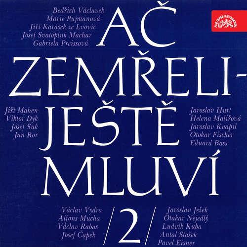 Audiokniha Ač zemřeli - ještě mluví 2. - Jan Bor - Eduard Bass