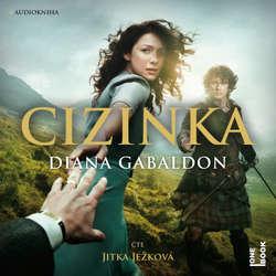 Cizinka - Diana Gabaldon (Audiokniha)