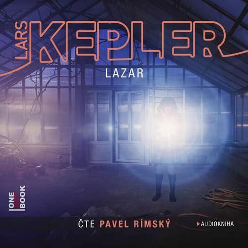 Audiokniha Lazar - Lars Kepler - Pavel Rímský