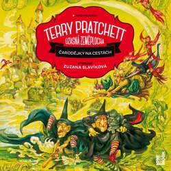 Audiokniha Čarodějky na cestách - Terry Pratchett - Zuzana Slavíková