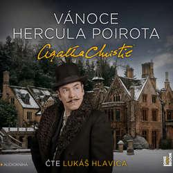 Audiokniha Vánoce Hercula Poirota - Agatha Christie - Lukáš Hlavica
