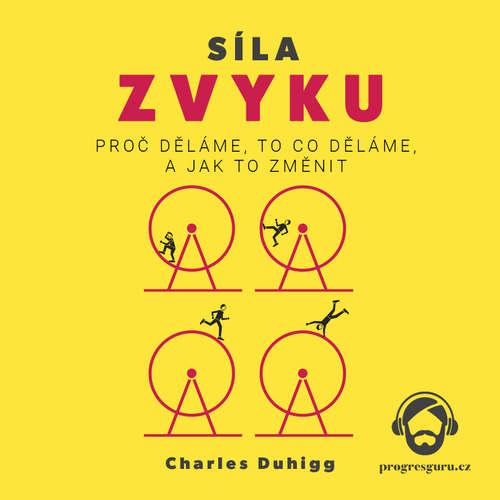 Audiokniha Síla zvyku - Charles Duhigg - Jiří Schwarz