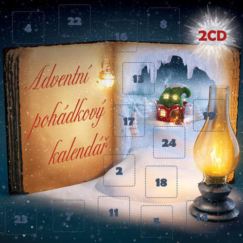 Audiokniha Adventní pohádkový kalendář - Radek Adamec - Jiří Adamíra