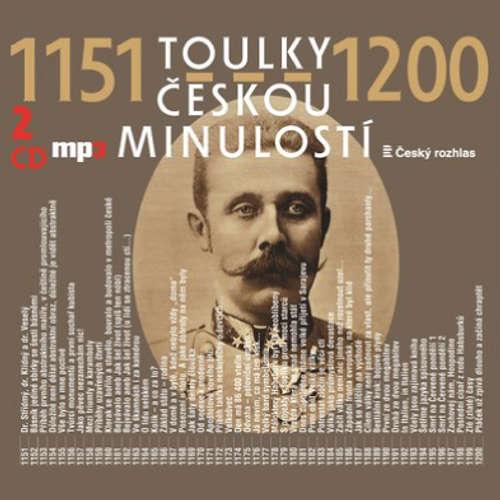Audiokniha Toulky českou minulostí 1151-1200 - Josef Veselý - Josef Veselý