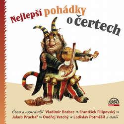 Audiokniha Nejlepší pohádky o čertech - Božena Němcová - Vladimír Brabec