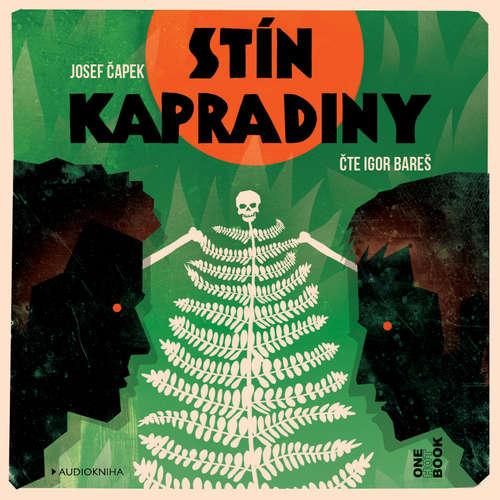 Audiokniha Stín kapradiny - Josef Čapek - Igor Bareš