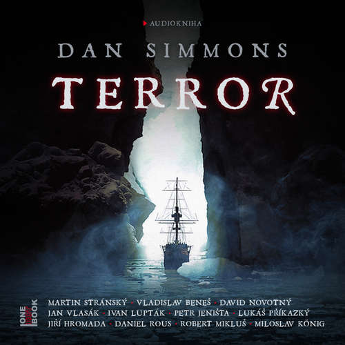 Audiokniha Terror - Dan Simmons - Martin Stránský