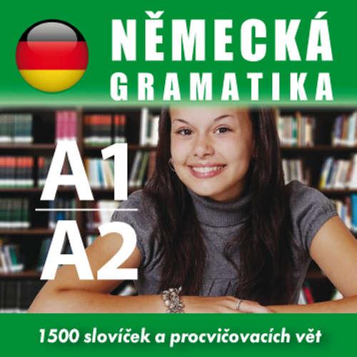 Audiokniha Německá gramatika A1, A2 -  Různí -  Různí