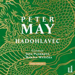 Audiokniha Hadohlavec - Peter May - Martin Myšička