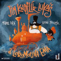 Audiokniha Jim Knoflík, Lukáš a lokomotiva Ema - Michael Ende - Jan Vlasák