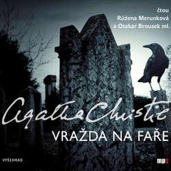 Audiokniha Vražda na faře - Agatha Christie - Růžena Merunková