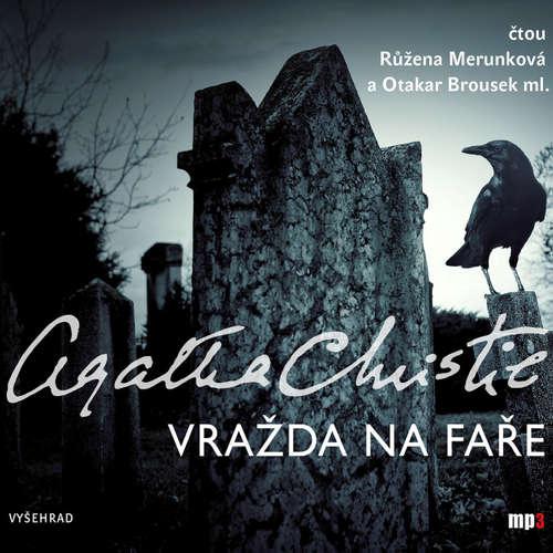 Audiokniha Vražda na faře - Agatha Christie - Otakar Brousek ml