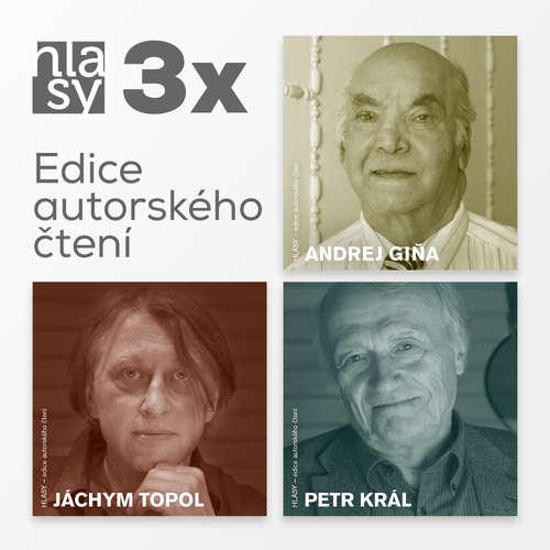 Audiokniha 3x HLASY: Giňa, Topol, Král - Andrej Giňa - Petr Král