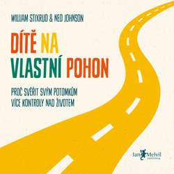Audiokniha Dítě na vlastní pohon - Ned Johnson - Borek Kapitančik