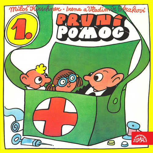 Audiokniha První pomoc 1 - Miloš Kirschner - Miloš Kirschner