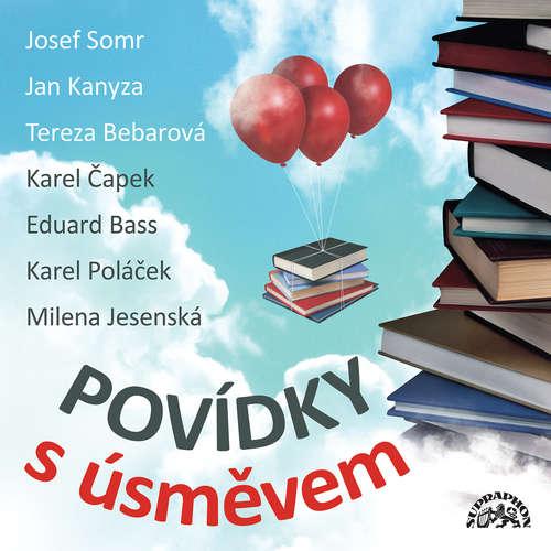 Audiokniha Povídky s úsměvem - Karel Čapek - Josef Somr