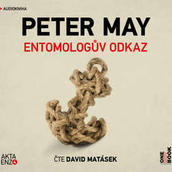 Entomologův odkaz - Peter May (Audiokniha)