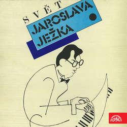Audiokniha Svět Jaroslava Ježka - Josef Hajdučík - Jiří Císler