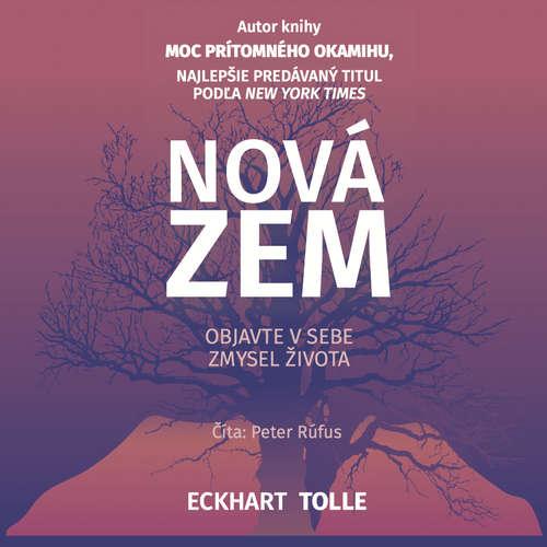 Audiokniha Nová Zem - Eckhart Tolle - Peter Rúfus