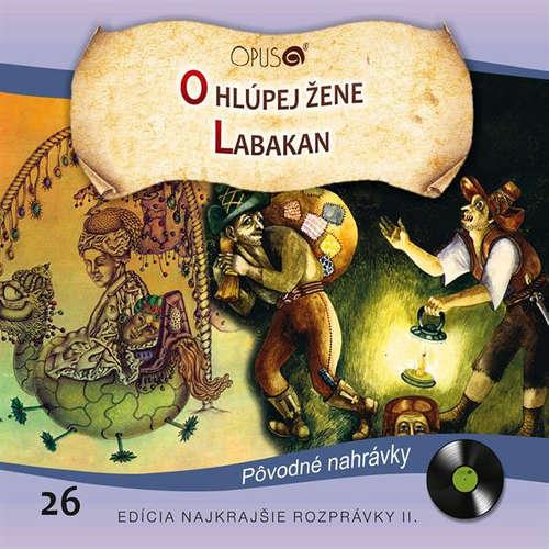 Audiokniha Najkrajšie rozprávky 26 - Ivan Stanislav - Zita Furková