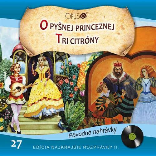 Audiokniha Najkrajšie rozprávky 27 - Ivan Stanislav - Vladimír Durdík
