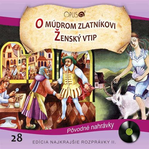 Audiokniha Najkrajšie rozprávky 28 - Ivan Stanislav - Michal Dočolomanský
