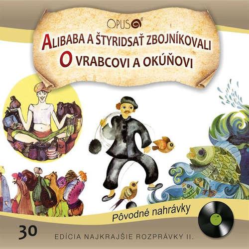 Audiokniha Najkrajšie rozprávky 30 - Viera Bieliková - Boris Farkaš