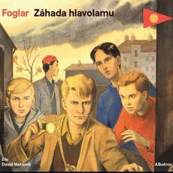 Audiokniha Záhada hlavolamu - Jaroslav Foglar - David Matásek