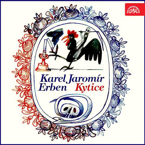 Audiokniha Kytice - Karel Jaromír Erben - Miroslav Doležal