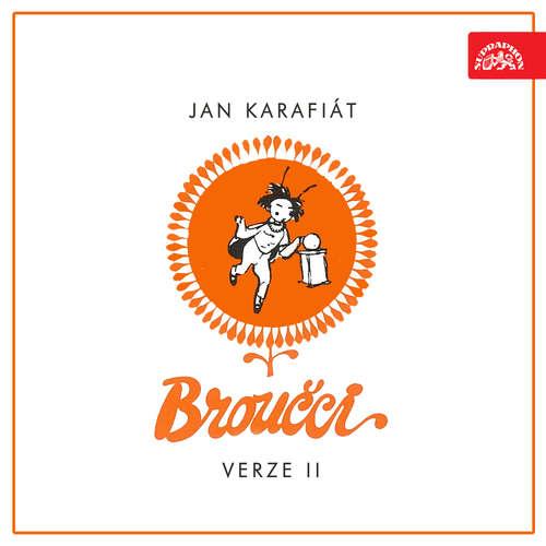 Audiokniha Broučci (verze II) - Jan Karafiát - Jiřina Bohdalová