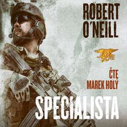 Audiokniha Specialista - Robert O'Neill - Marek Holý