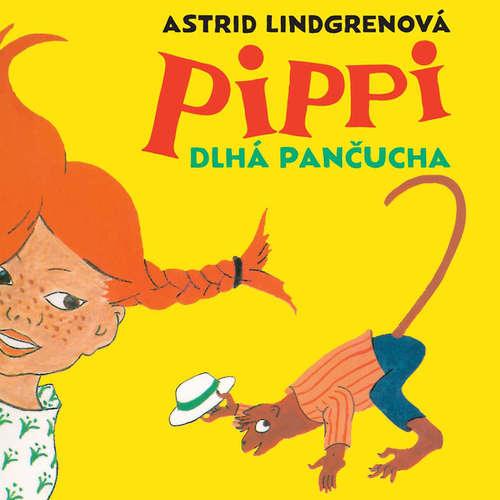 Audiokniha Pippi Dlhá pančucha - Astrid Lindgrenová - Slávka Halčáková