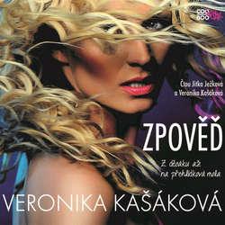 Audiokniha Zpověď: Z děcáku až na přehlídková mola - Veronika Kašáková - Veronika Kašáková