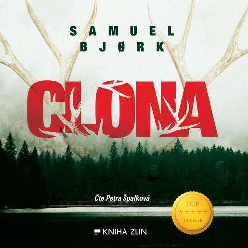 Audiokniha Clona - Samuel Bjork - Petra Špalková