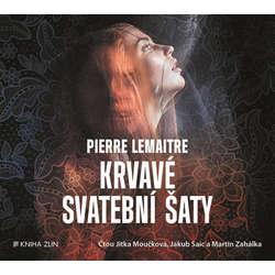 Audiokniha Krvavé svatební šaty - Pierre Lemaitre - Jitka Moučková