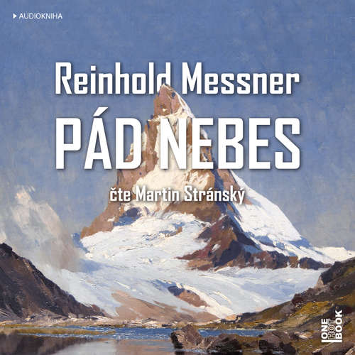 Audiokniha Pád nebes - Reinhold Messner - Martin Stránský