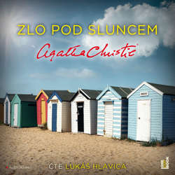 Audiokniha Zlo pod sluncem - Agatha Christie - Lukáš Hlavica