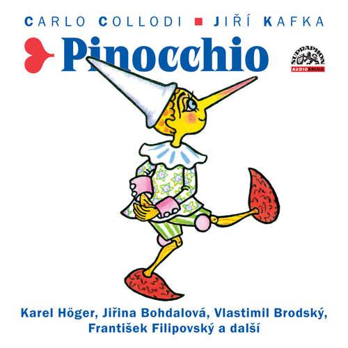 Audiokniha Pinocchio - Jiří Kafka - František Hanus