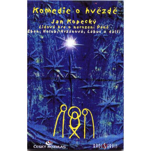 Audiokniha Komedie o hvězdě - Jan Kopecký - Jiří Lábus