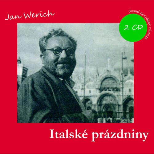 Audiokniha Italské prázdniny - Jan Werich - Jan Werich