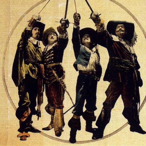 Tři mušketýři (1971)