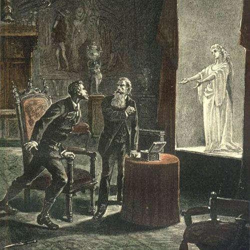 Audiokniha Tajemný hrad v Karpatech - Jules Verne - František Němec