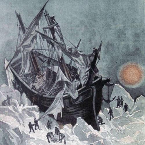 Audiokniha Ledová sfinga - Jules Verne - Radim Vašinka