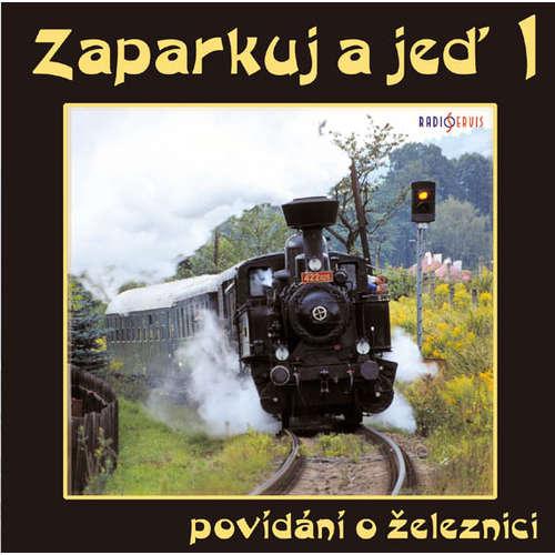 Audiokniha Zaparkuj a jeď - na západ a na jih - Jiří Dohnal - Jan Zenkl