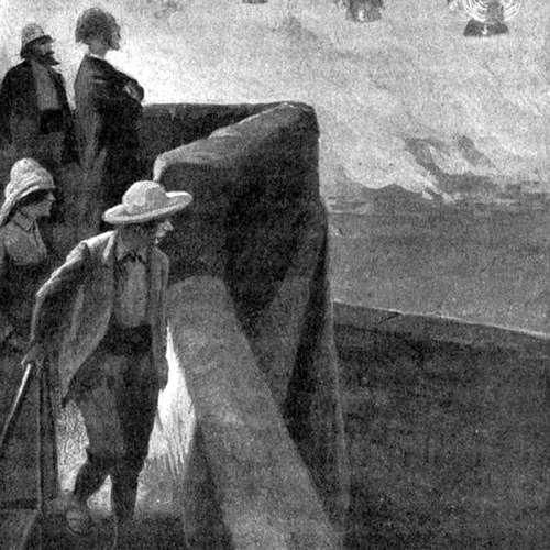 Audiokniha Podivuhodná dobrodružství výpravy Barsacovy - Jules Verne - Miloš Hlavica