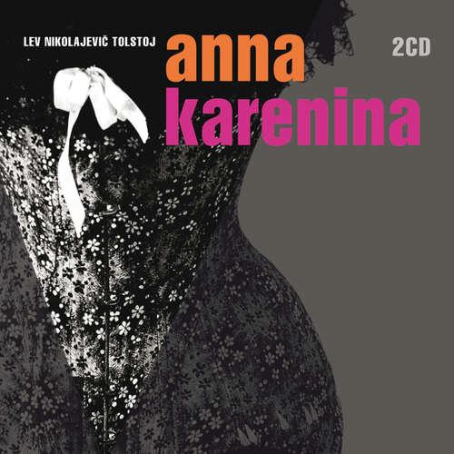 Audiokniha Anna Karenina - Lev Nikolajevič Tolstoj - Vladimír Brabec